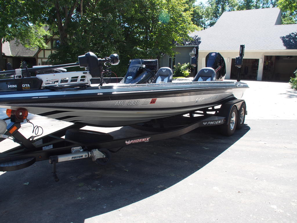2019 Phoenix Boats boat for sale, model of the boat is Phoenix 20PHX & Image # 1 of 10