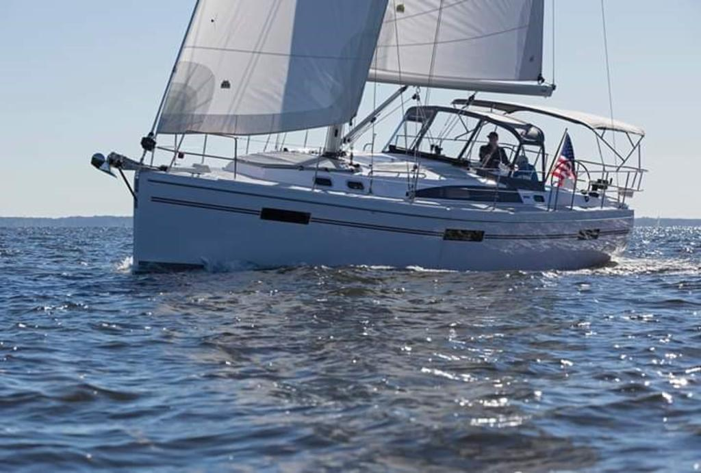 2020 Catalina Yachts Ocean Series boat for sale, model of the boat is 425 & Image # 1 of 4