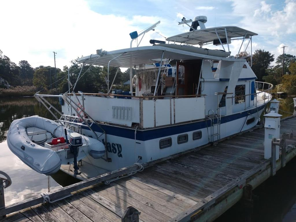 1981 Defever boat for sale, model of the boat is 44 & Image # 12 of 12