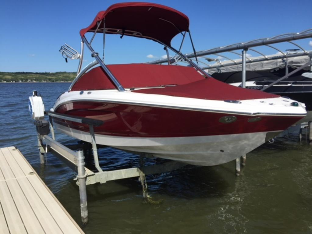 2013 Chaparral boat for sale, model of the boat is 206 SSE & Image # 4 of 4