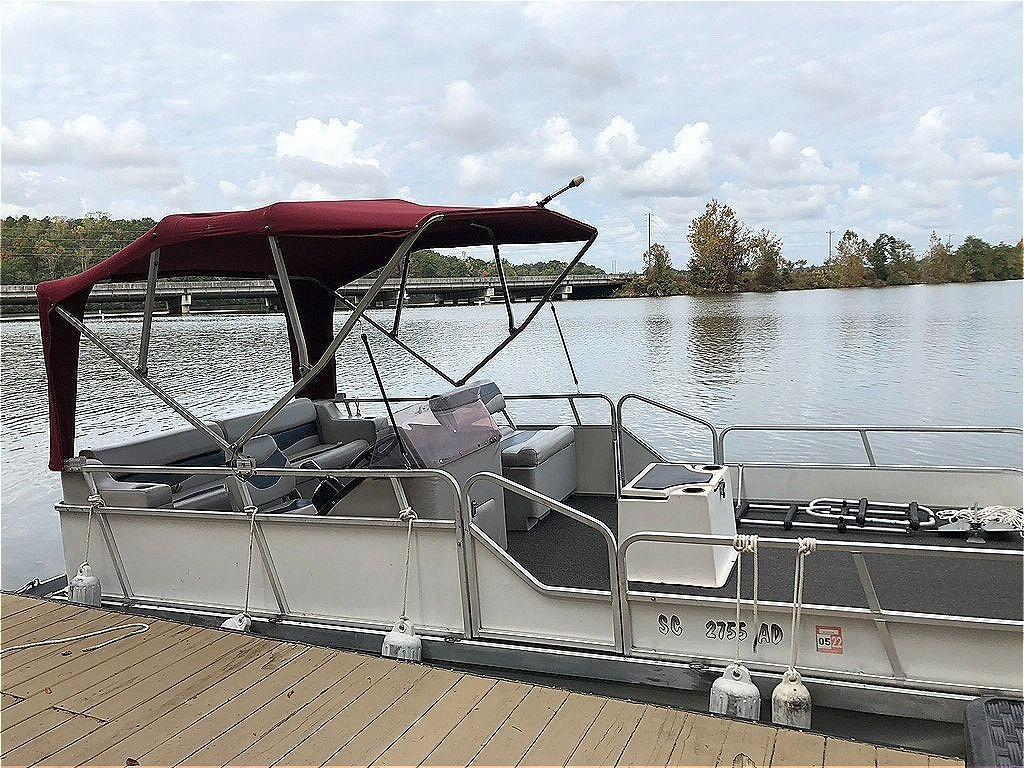 1989 Lowe boat for sale, model of the boat is RESTORED - ALL NEW WITH 40 HP, WITH TRAILER AND BOAT COVER & Image # 4 of 9