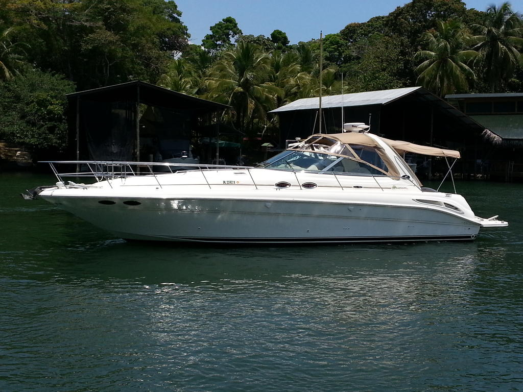 2003 Sea Ray boat for sale, model of the boat is 455 DA & Image # 1 of 1