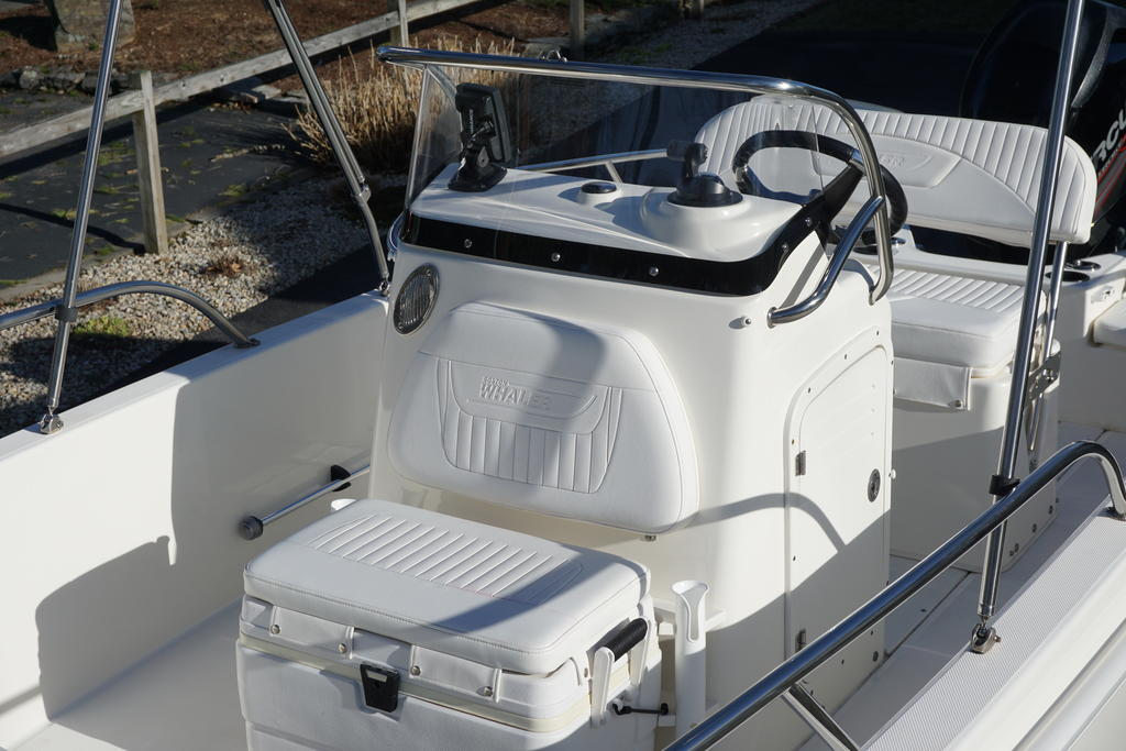 2014 Boston Whaler boat for sale, model of the boat is 170 Dauntless & Image # 6 of 7