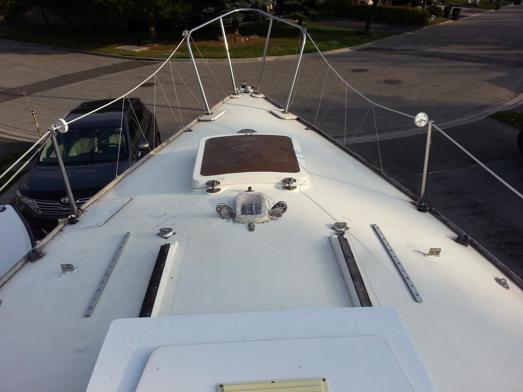 1978 J24 Tillotson Pearson Yachts boat for sale, model of the boat is J24 & Image # 5 of 10