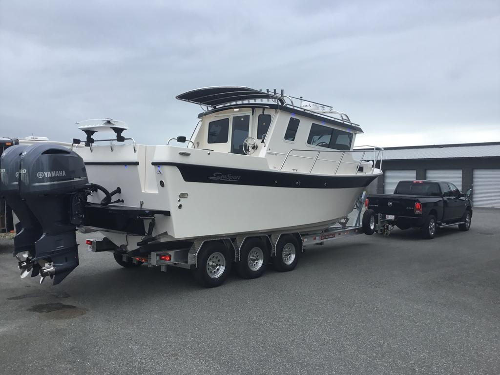 2018 Seasport boat for sale, model of the boat is COMMANDER 2800 & Image # 77 of 156
