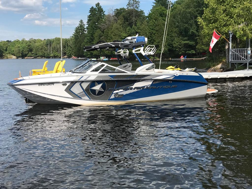 2013 Nautique boat for sale, model of the boat is Super Air Nautique G23 Team Edition & Image # 8 of 14