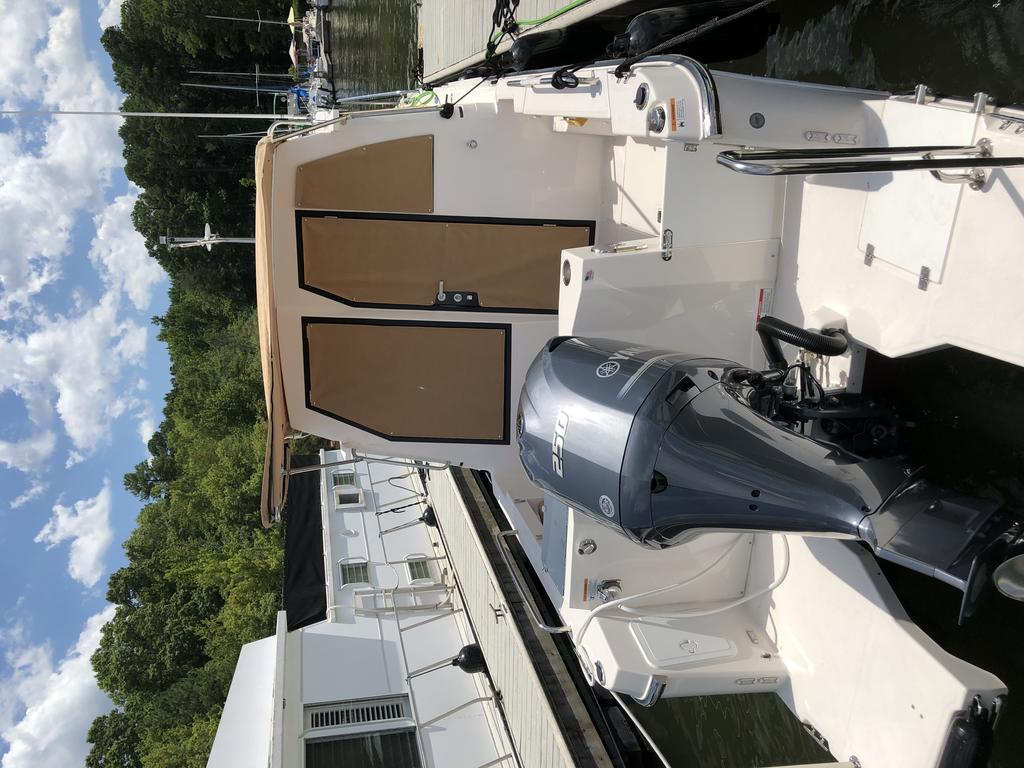 2020 Ranger Tugs boat for sale, model of the boat is R25 Luxury Edition28 & Image # 7 of 14