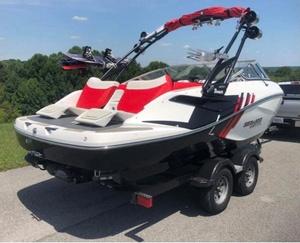 2012 SEA DOO SPORTBOAT 210 WAKE for sale