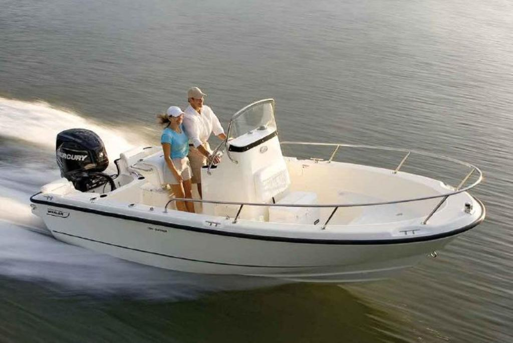 2019 Boston Whaler boat for sale, model of the boat is 190 Outrage & Image # 1 of 4