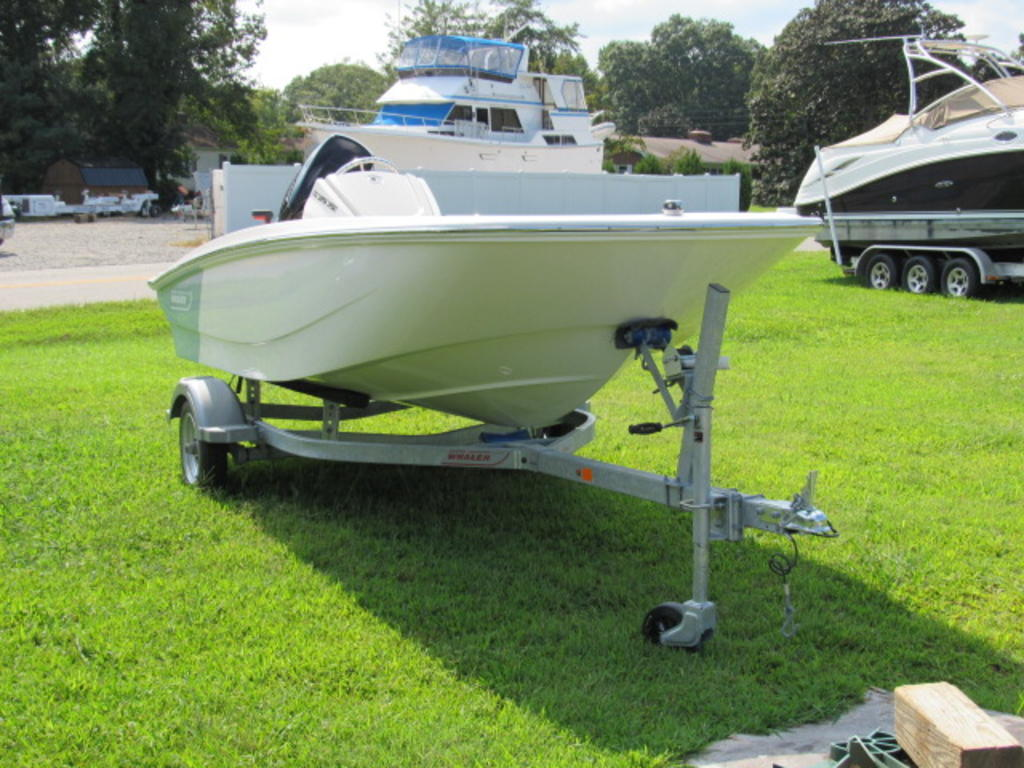 2019 Boston Whaler boat for sale, model of the boat is 130 Super Sport & Image # 4 of 14