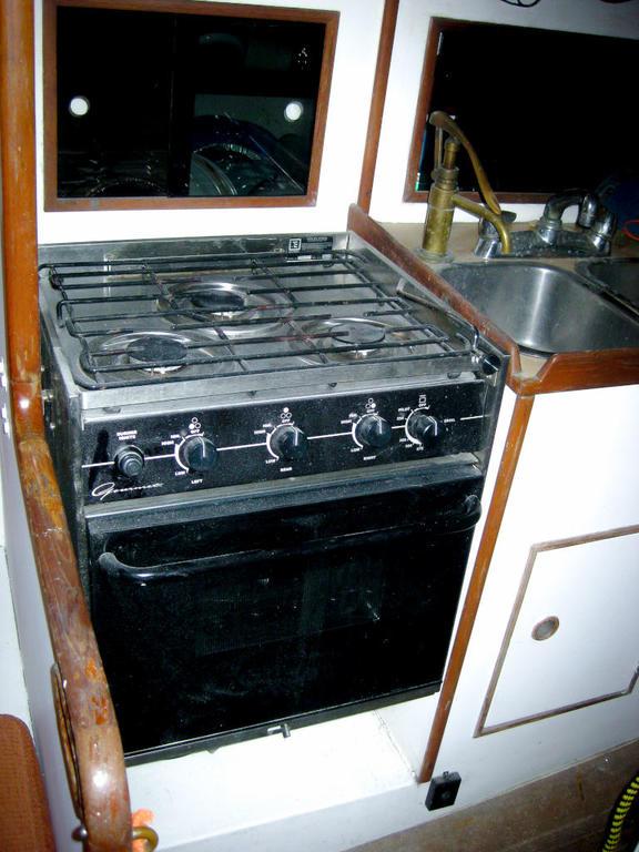 1969 C & C boat for sale, model of the boat is 41 Redline Sloop & Image # 9 of 10
