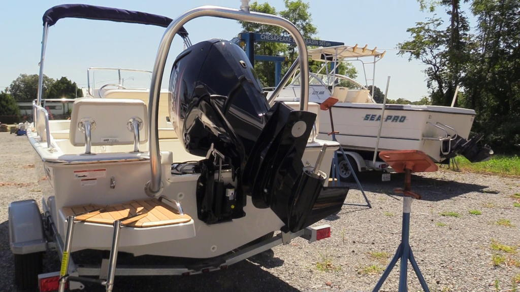 2019 Boston Whaler boat for sale, model of the boat is 170 Montauk & Image # 8 of 24