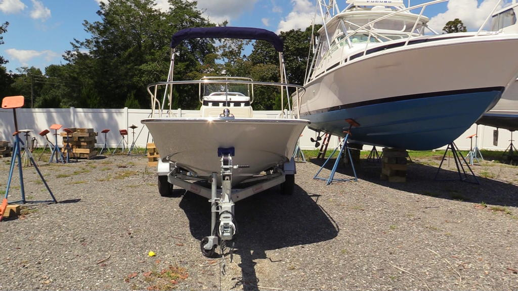 2019 Boston Whaler boat for sale, model of the boat is 170 Montauk & Image # 2 of 24
