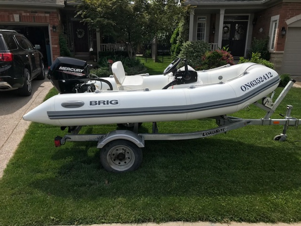 2015 Brig boat for sale, model of the boat is Falcon 330 & Image # 1 of 6