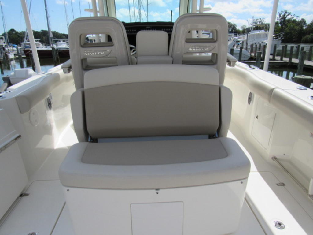 2019 Boston Whaler boat for sale, model of the boat is 330 Outrage & Image # 17 of 27