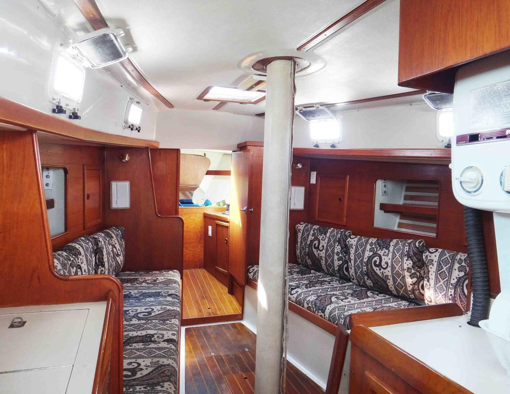 1981 Niagara boat for sale, model of the boat is 35 MkI Sloop & Image # 7 of 18