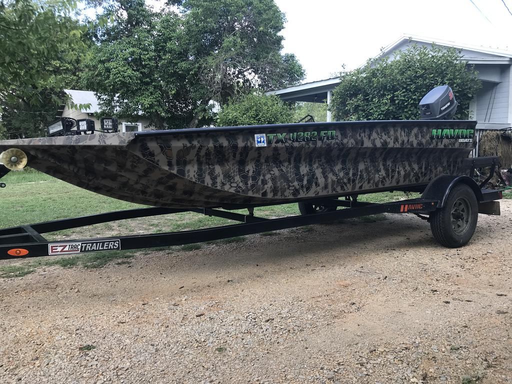 2020 Havoc boat for sale, model of the boat is Adventure Series 553 & Image # 1 of 13
