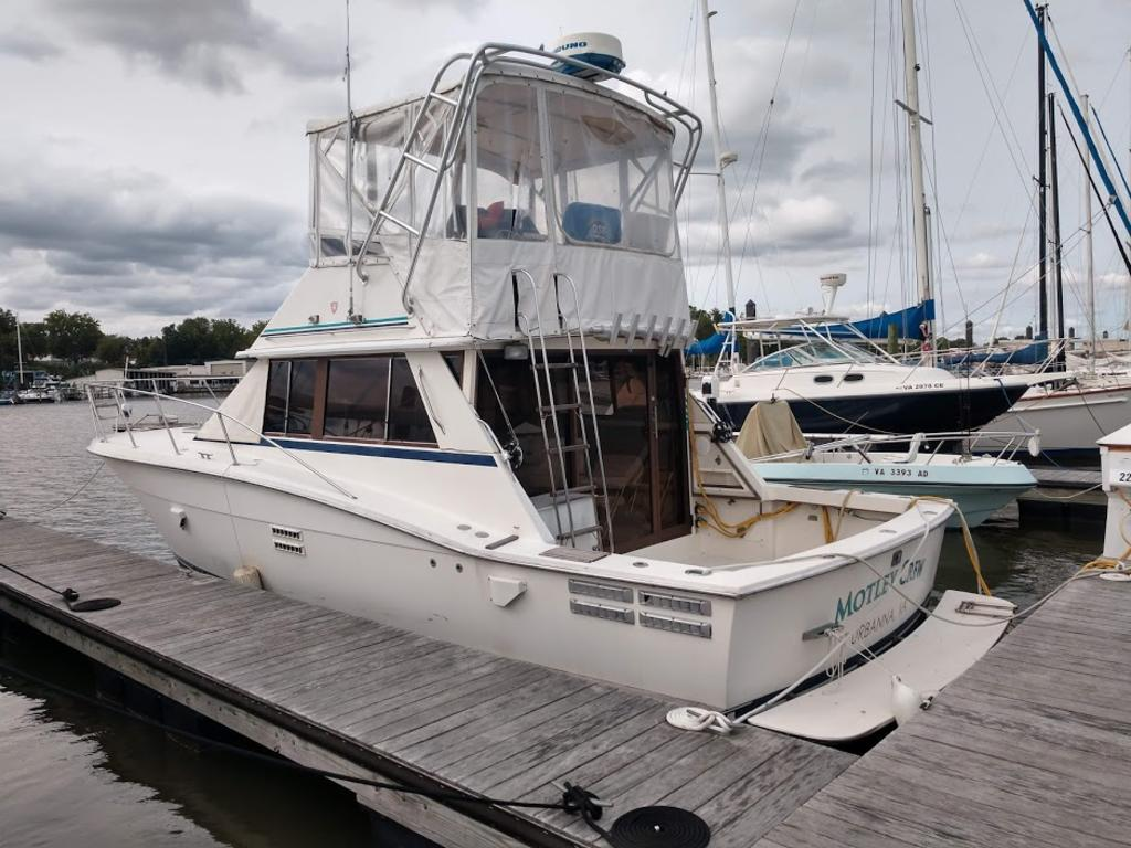 1986 Trojan boat for sale, model of the boat is F-36 & Image # 1 of 13
