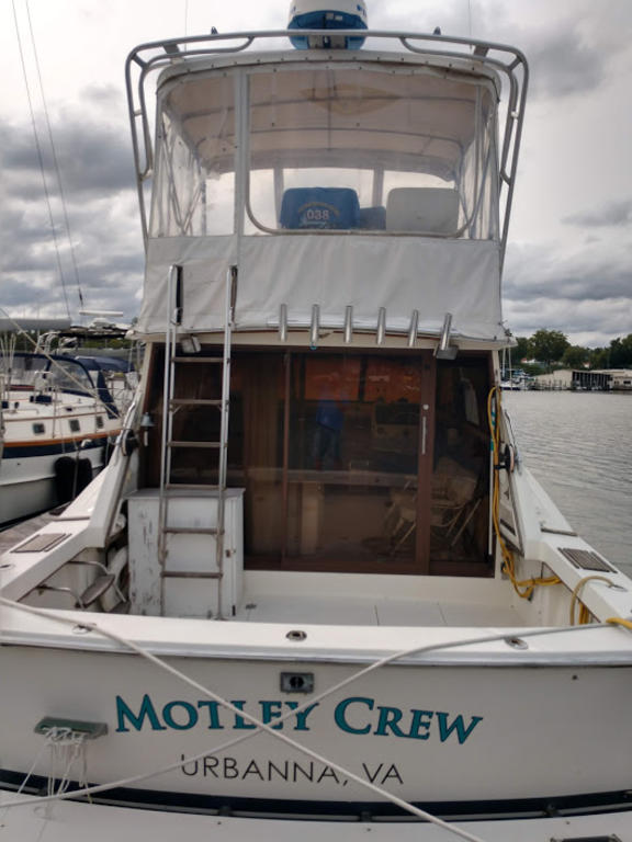 1986 Trojan boat for sale, model of the boat is F-36 & Image # 2 of 13