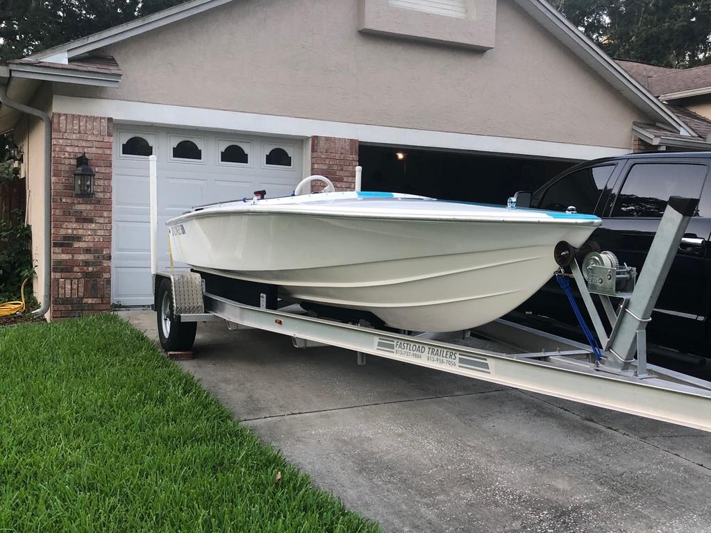 1988 Donzi boat for sale, model of the boat is 18 2   3 & Image # 3 of 9