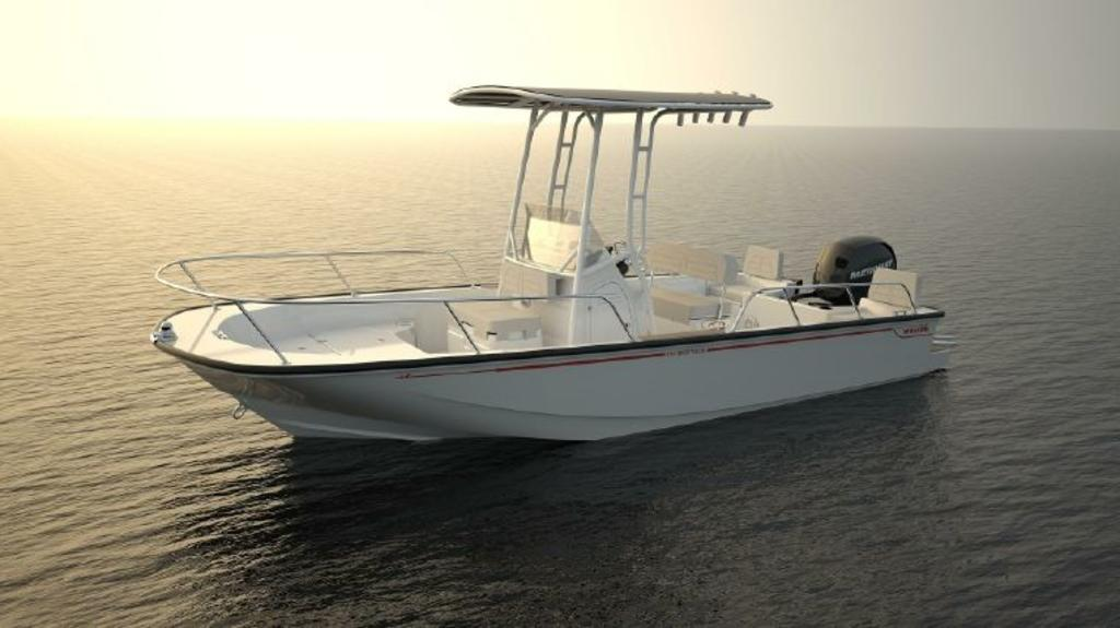 2019 Boston Whaler boat for sale, model of the boat is 190 Montauk & Image # 2 of 4