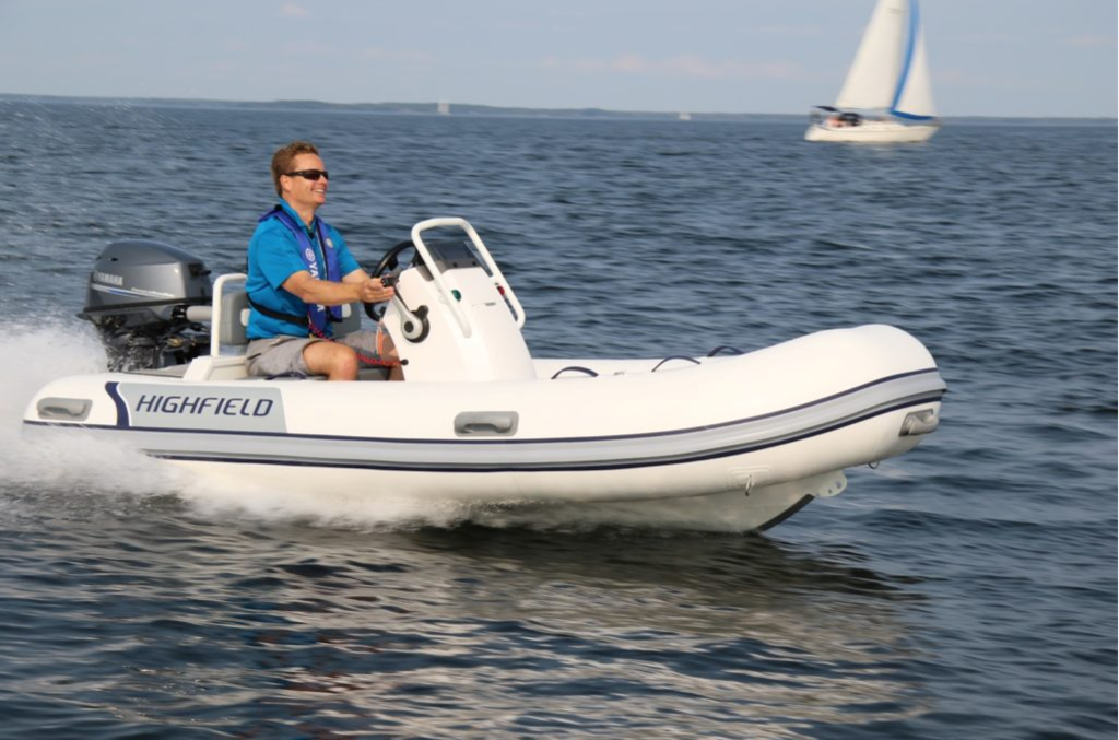For Sale: 2018 Highfield Classic 380 Deluxe 12ft<br/>Co2 Inflatable Boats - Oakville