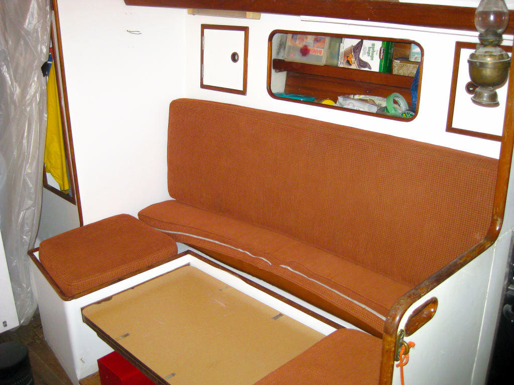 1969 C & C boat for sale, model of the boat is 41 Redline Sloop & Image # 6 of 10