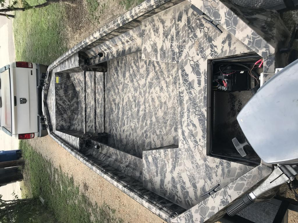 2020 Havoc boat for sale, model of the boat is Adventure Series 553 & Image # 4 of 13