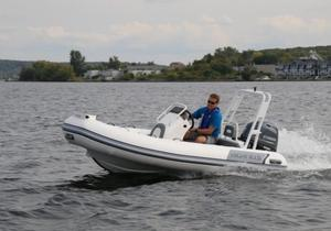 2018 HIGHFIELD OCEAN MASTER 390 DELUXE for sale