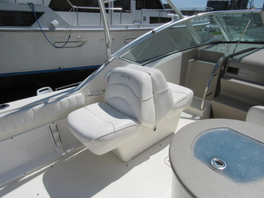 2006 Sea Ray boat for sale, model of the boat is 270 Amberjack & Image # 12 of 48