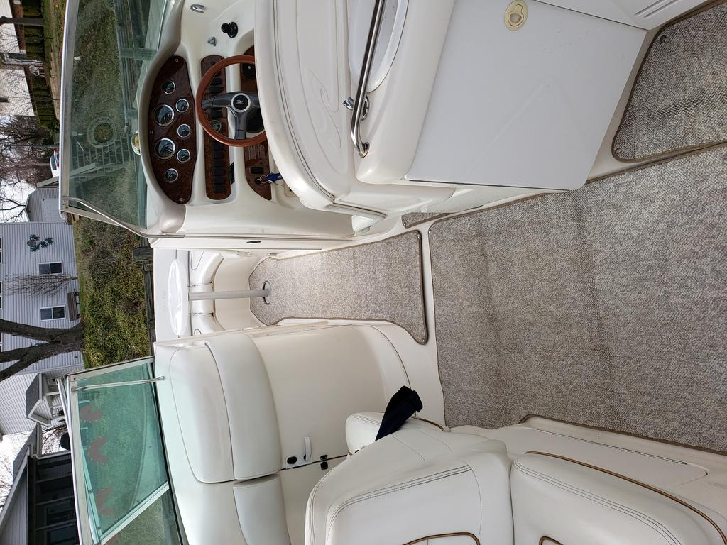 1997 Sea Ray boat for sale, model of the boat is 280BR & Image # 8 of 15