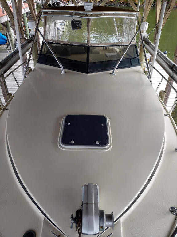 1993 Performer boat for sale, model of the boat is 32 & Image # 14 of 14