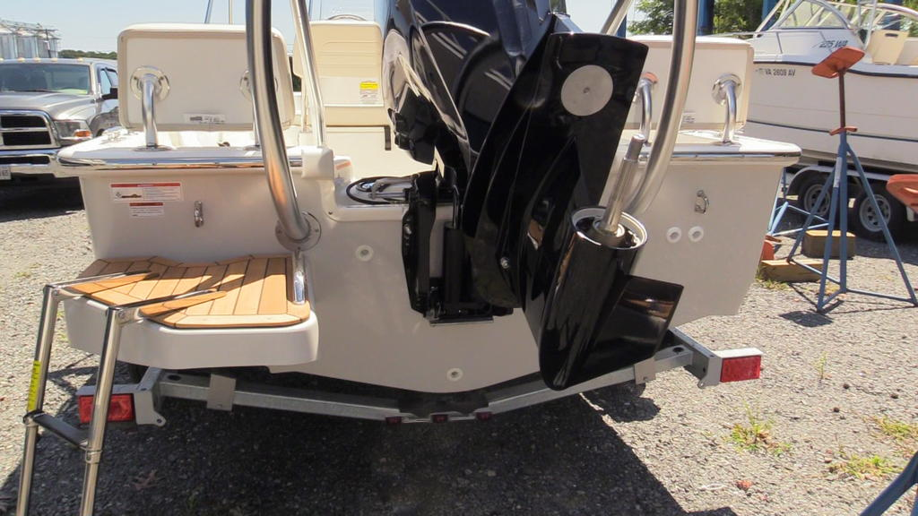 2019 Boston Whaler boat for sale, model of the boat is 170 Montauk & Image # 9 of 24
