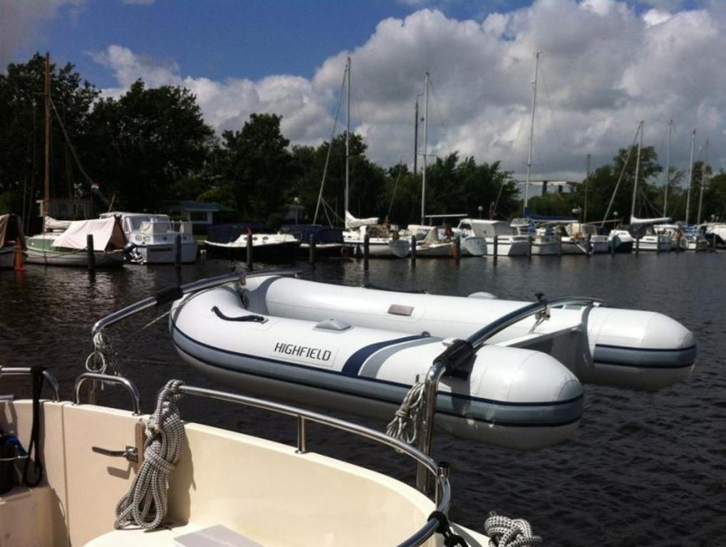 2018 Highfield boat for sale, model of the boat is Ultra Lite 310 & Image # 5 of 6