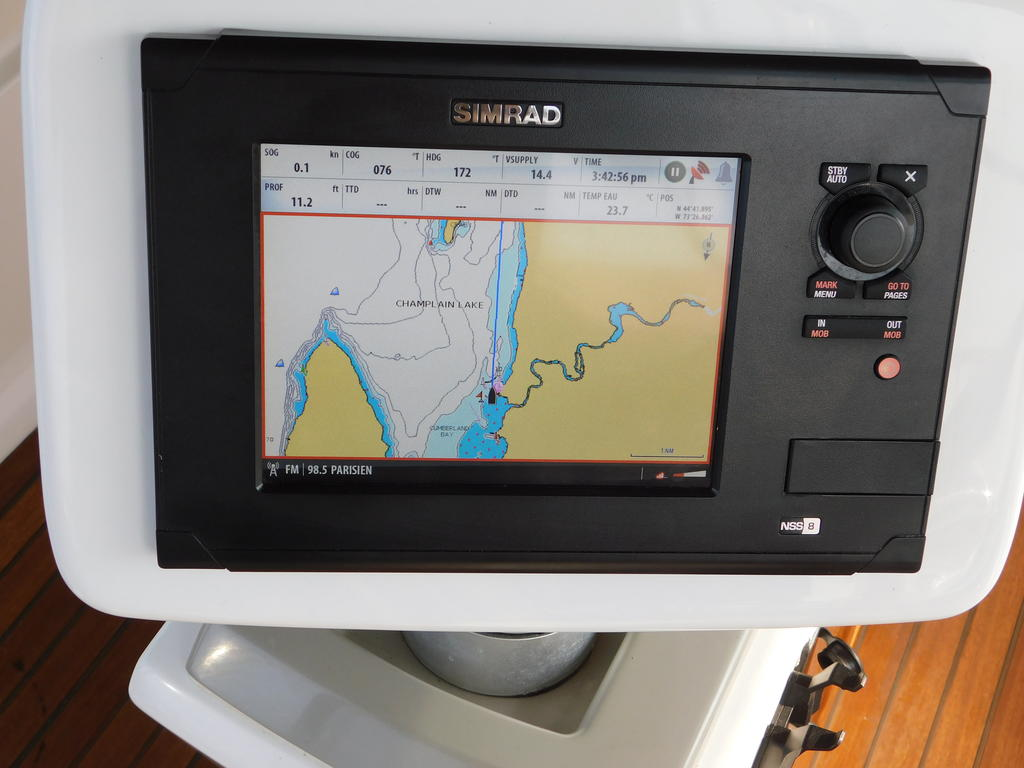 2012 Jeanneau boat for sale, model of the boat is SUN ODYSSEY 44DS & Image # 7 of 36