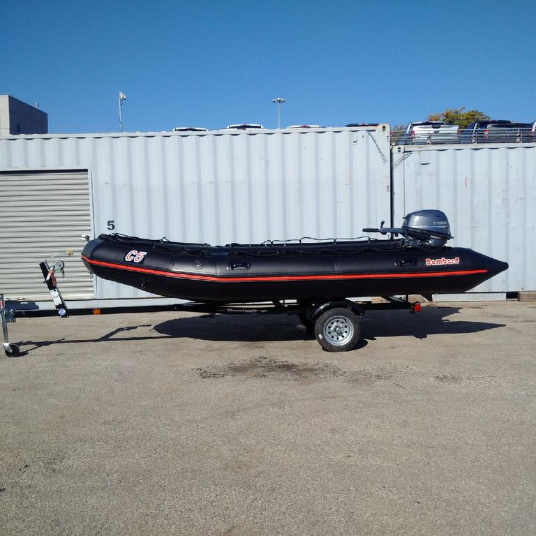 For Sale: 2018 Zodiac Bombard C 5 15ft<br/>Co2 Inflatable Boats - Oakville