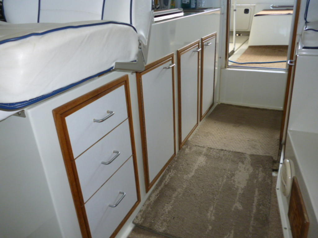 1999 Skagit Orca boat for sale, model of the boat is 27XLC & Image # 9 of 27