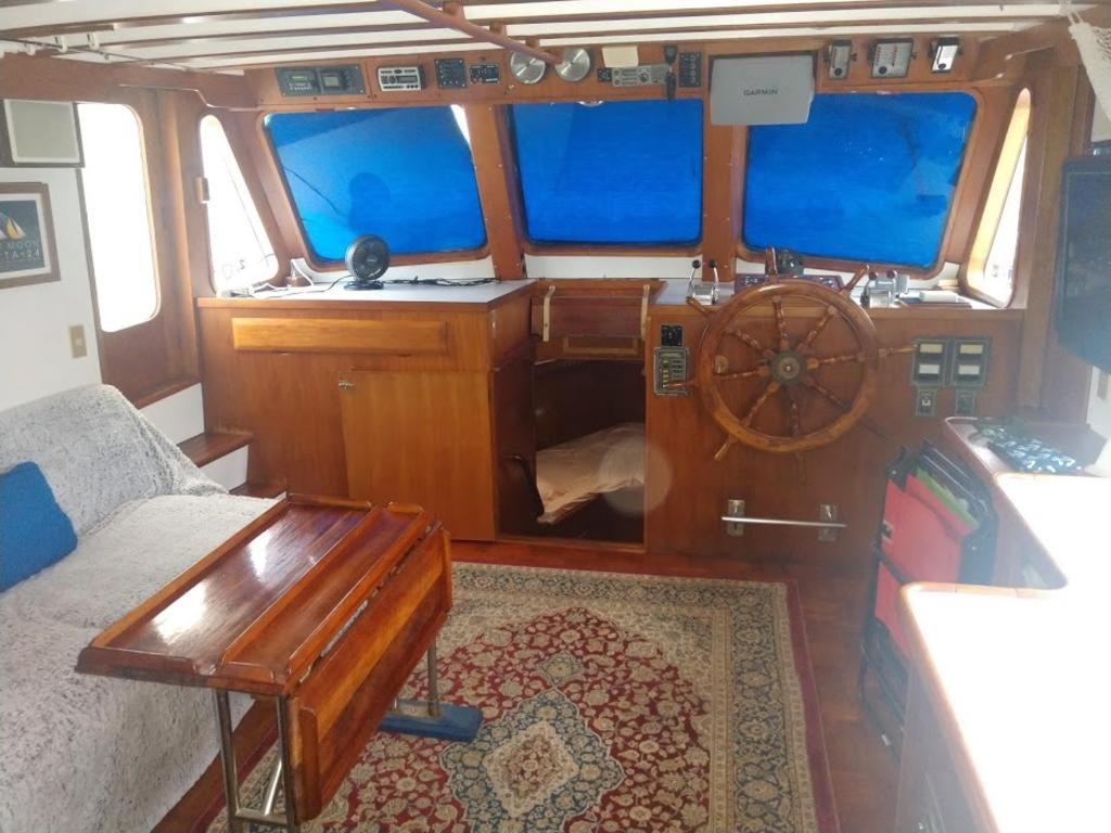 1981 Defever boat for sale, model of the boat is 44 & Image # 5 of 12