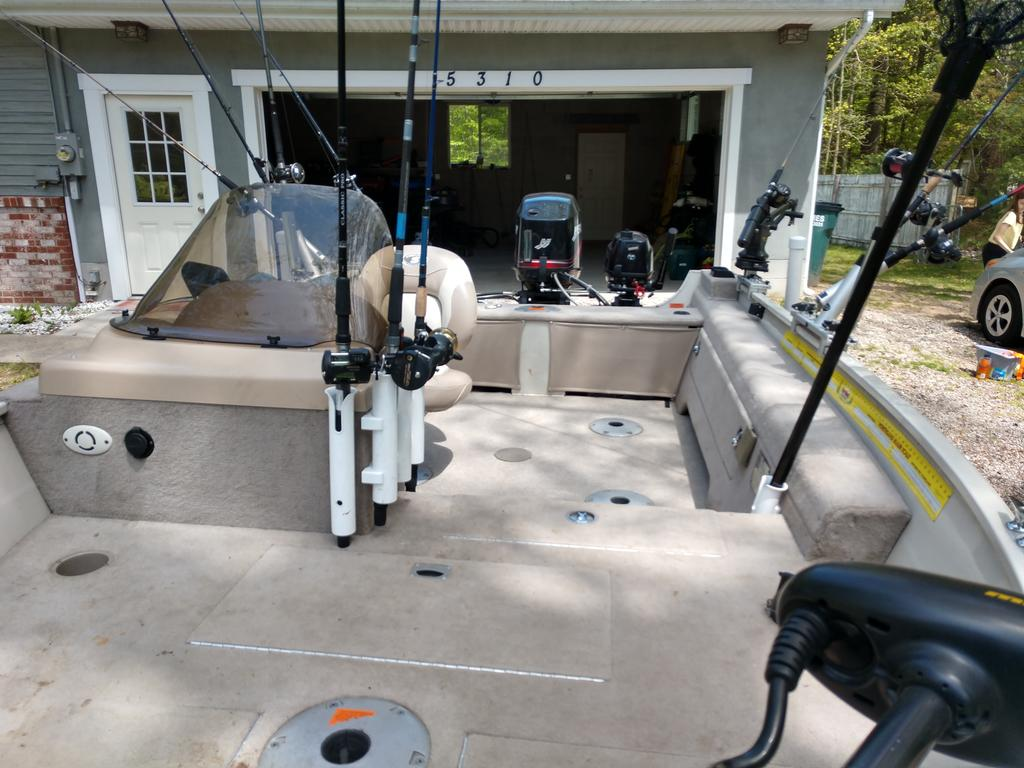2008 Smoker Craft boat for sale, model of the boat is 161 Pro Angler & Image # 5 of 11
