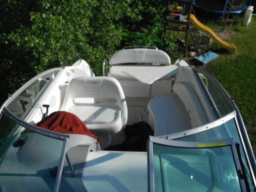 2007 Maxum boat for sale, model of the boat is 2400 se & Image # 12 of 12