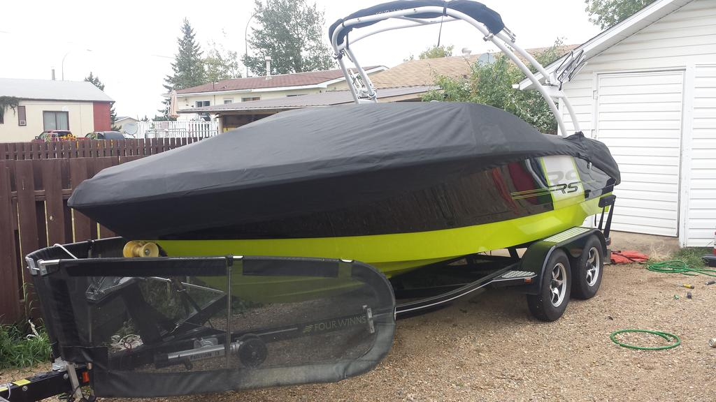 2014 Four Winns boat for sale, model of the boat is RS Series H200 RS & Image # 1 of 10