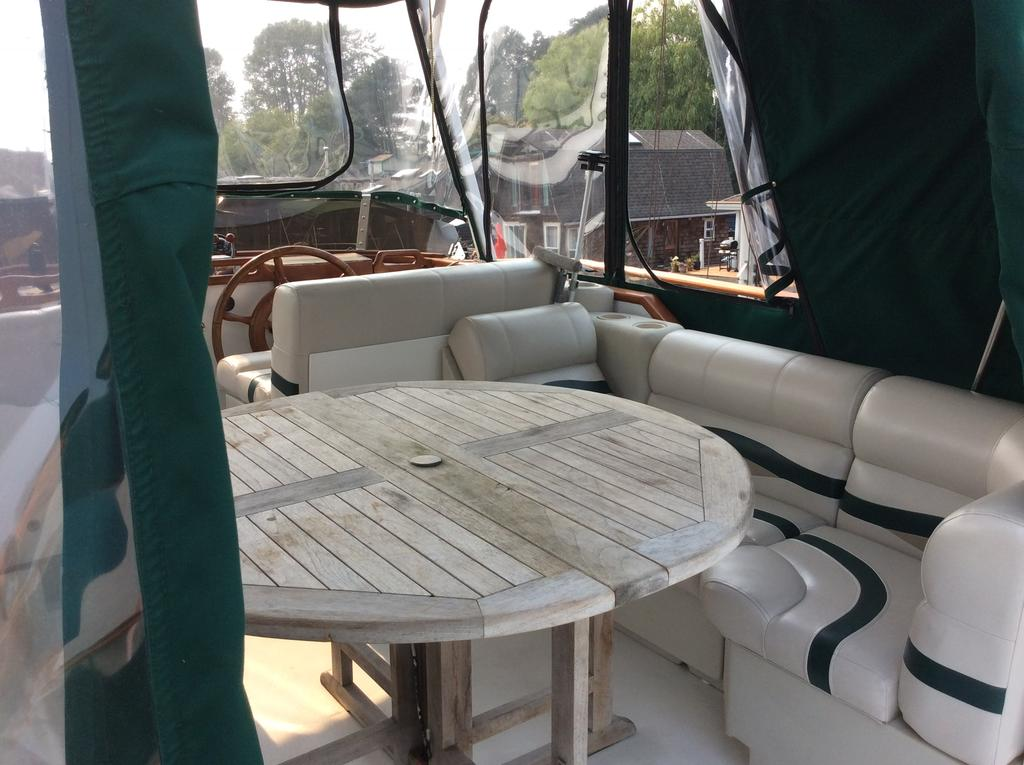1977 Cheoy Lee boat for sale, model of the boat is Europa  & Image # 10 of 26