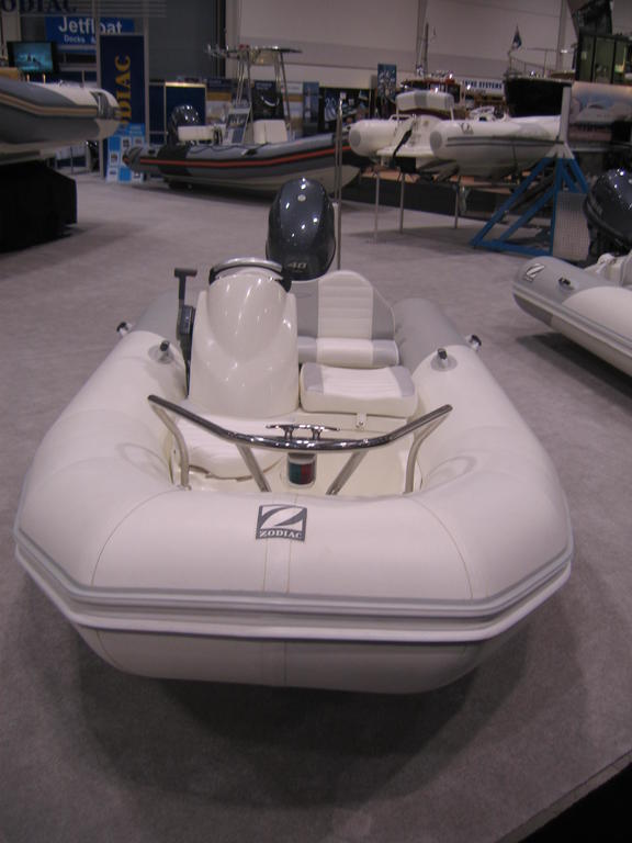 For Sale: 2017 Zodiac Yachtline 380 12ft<br/>Co2 Inflatable Boats - Oakville
