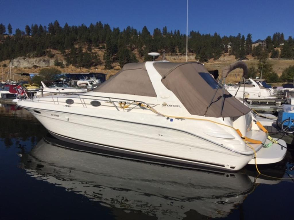 1996 Sea Ray boat for sale, model of the boat is 330 Sundancer DA & Image # 1 of 15