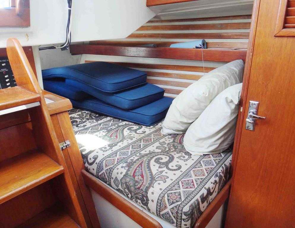 1981 Niagara boat for sale, model of the boat is 35 MkI Sloop & Image # 11 of 18