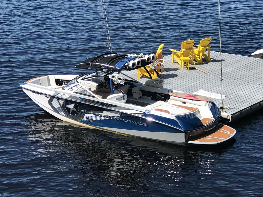 2013 Nautique boat for sale, model of the boat is Super Air Nautique G23 Team Edition & Image # 7 of 14