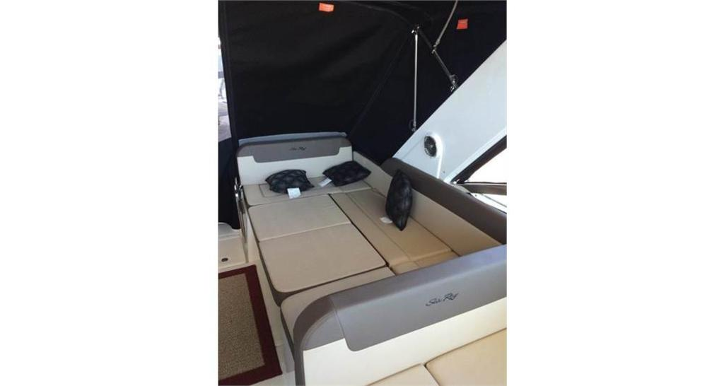 2015 Sea Ray boat for sale, model of the boat is 370 Venture & Image # 3 of 7