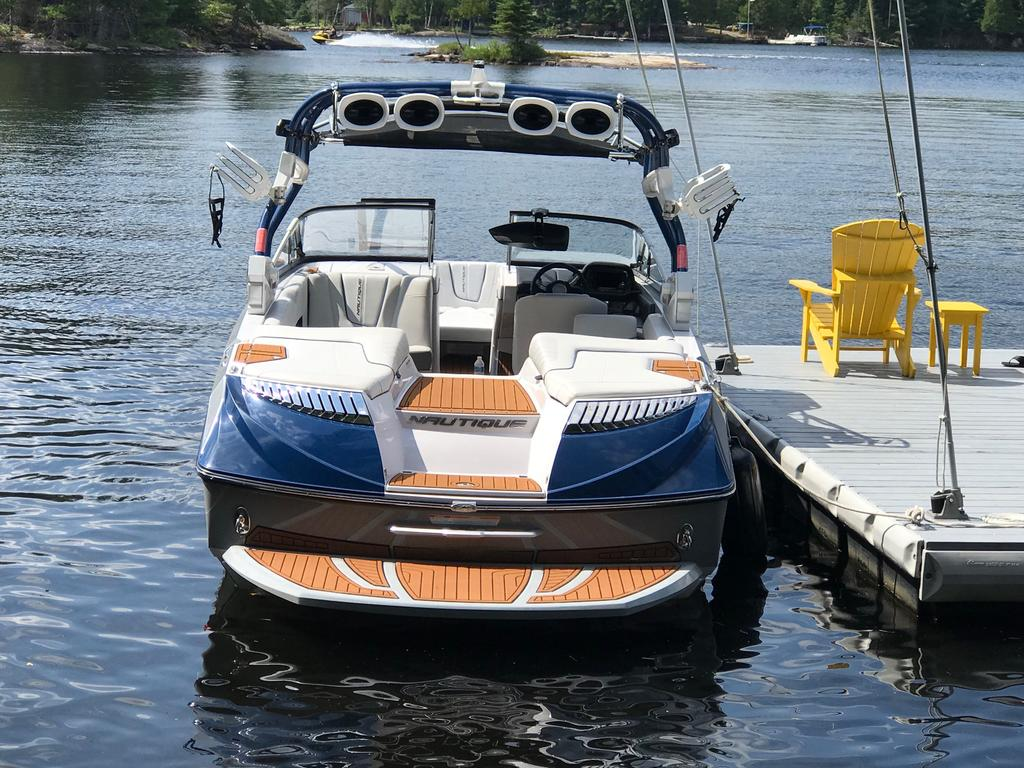 2013 Nautique boat for sale, model of the boat is Super Air Nautique G23 Team Edition & Image # 11 of 14
