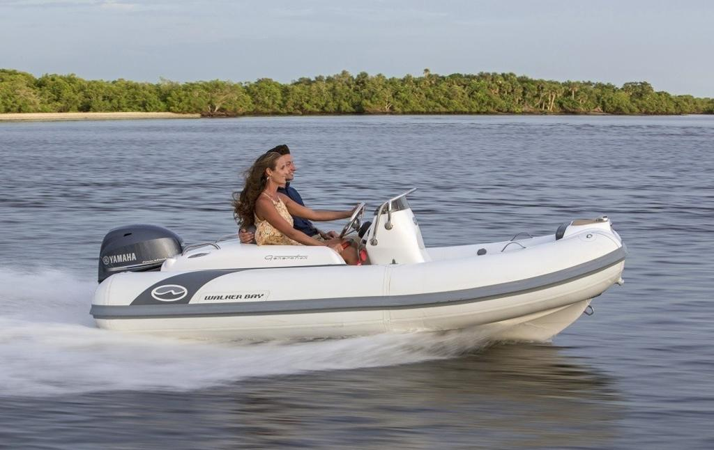 2018 Walker Bay boat for sale, model of the boat is Generation 360 Deluxe & Image # 3 of 10