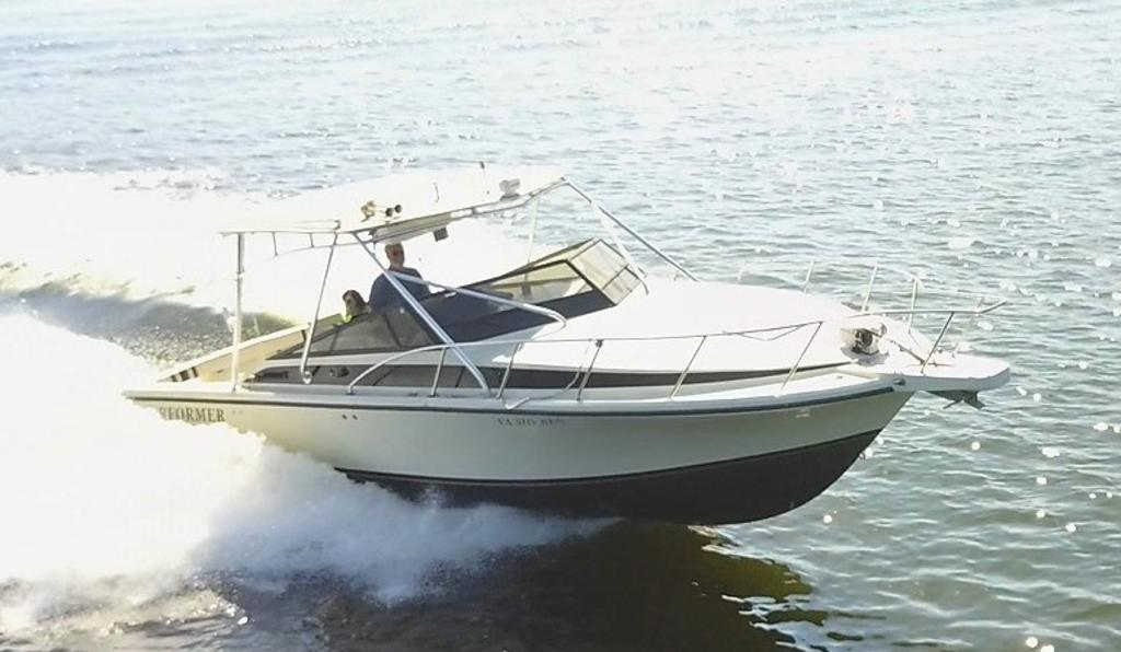 1993 Performer boat for sale, model of the boat is 32 & Image # 1 of 14